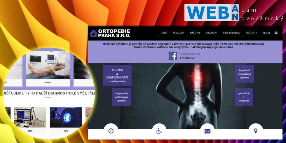 Ortopedie Praha 3